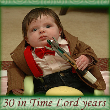 Time Lord Baby
