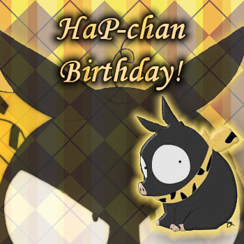 HaP-chan Birthday!