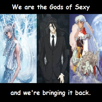 The Gods of Sexy