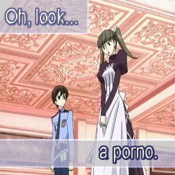 That Maid Sure is Observant!
