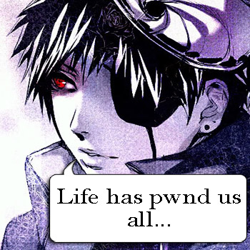 Life Has Pwnd Us