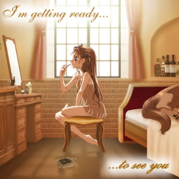 I'm getting ready to see you...
