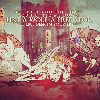 The Wolf & The Predator