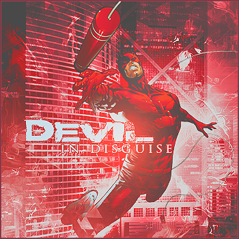 [Devil in Disguise]