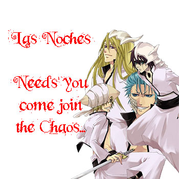 Las Noches Needs You