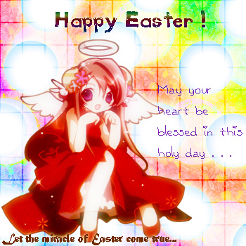 Happy Easter! ^_____^