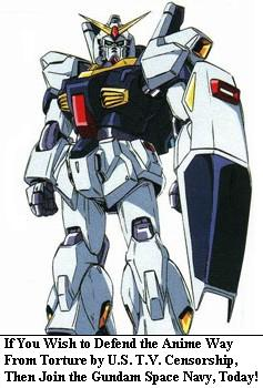 Join the Gundam Space Navy