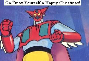 Getter-1's X-Mas Greeting