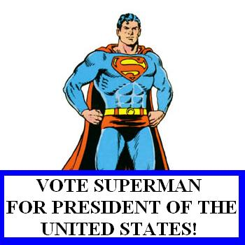 Superman For President