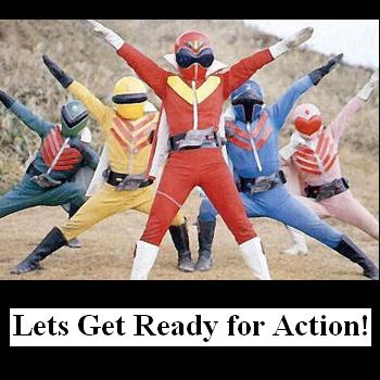 Lets Get Ready for Action!
