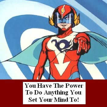 You Have The Power!