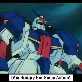 Hungry For Action