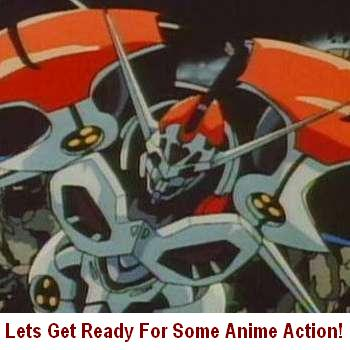Ready For Anime Action