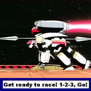 Get Ready To Race!
