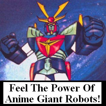 Power of Anime Mecha