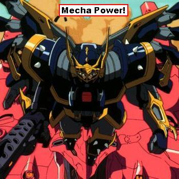 Mecha Power!