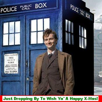 Dr. Who X-Mas Greeting