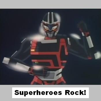 Superheroes Rock!