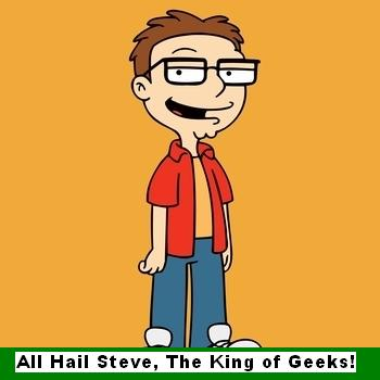 All Hail The King of Geeks!