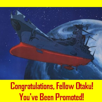 Otaku Rank Promotion