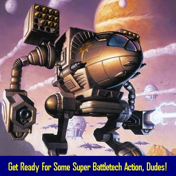 Super Battletech Action