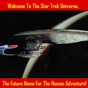 Welcome To The Star Trek Universe