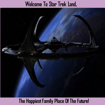 Welcome To Star Trek Land!