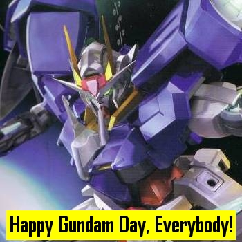 Happy Gundam Day, Everybody!