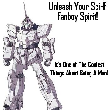 Unleash Your Sci-Fi Fanboy Spirit!