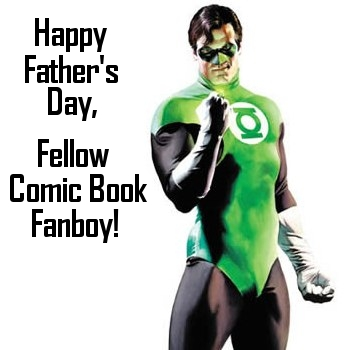 Father's Day For A Fanboy