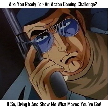 Action Gaming Challenge