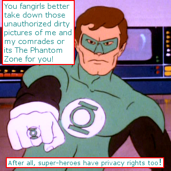 Super-Heroes Have Rights to Privacy