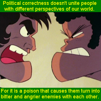 The Cost of Political Correctness