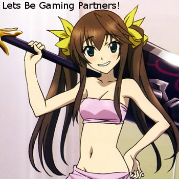 Lets Be Gaming Partners
