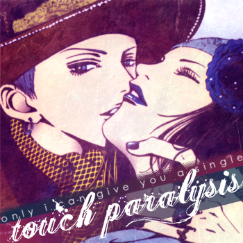 touch paralysis