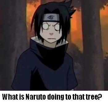 Naruto, The Knucklehead Tree-hugging Ninja
