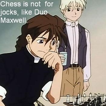 Chess in not a sport!