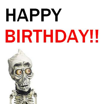 Achmed wisses you