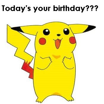 Pika wishes