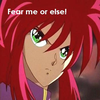 do what Kurama says