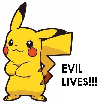 bad Pikachu = bad trouble