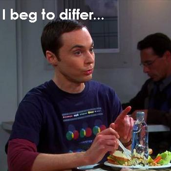 be like Sheldon