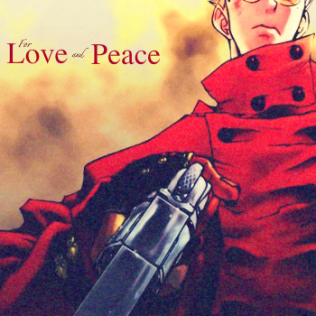 Fighter for Love and Peace