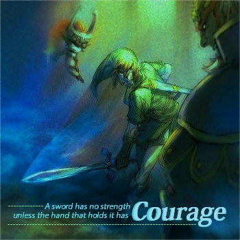 Sword of Courage