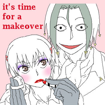 its time for a makeover