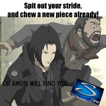 Amon and Stride