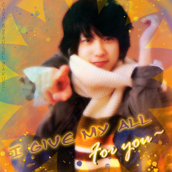 All for you~