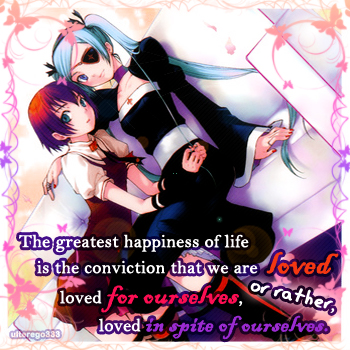 The Greatest Happiness