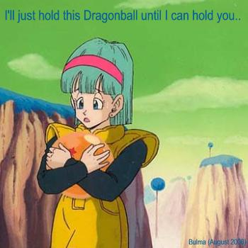 I'll Just Hold This Dragonball