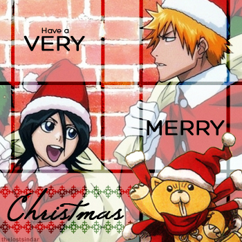 SS: Have a Very Merry Christmas